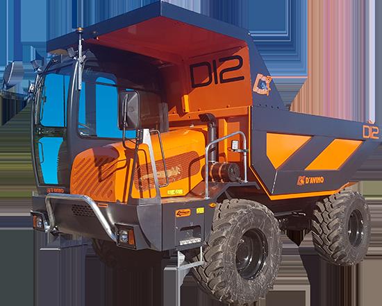 Dumper D12 12 tonnes